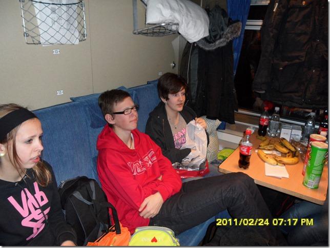 Helena, Anton och Linnea
