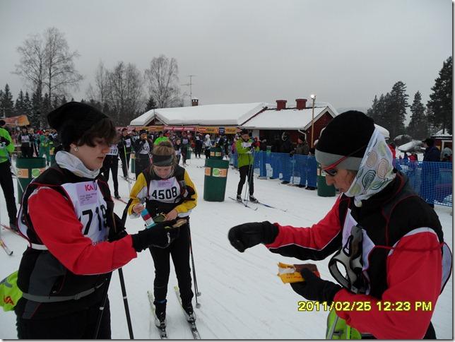 Linnea, Elin och Anna