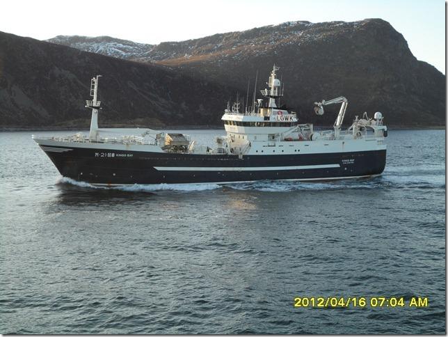 Kings Bay M-21-HÖ