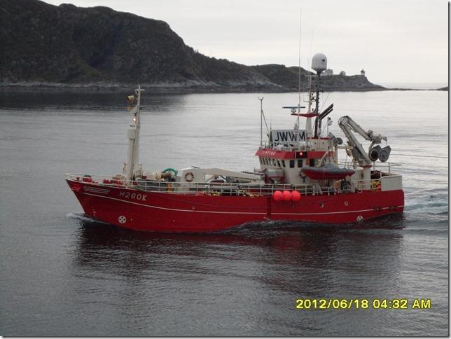 Tunfisk H-260-K