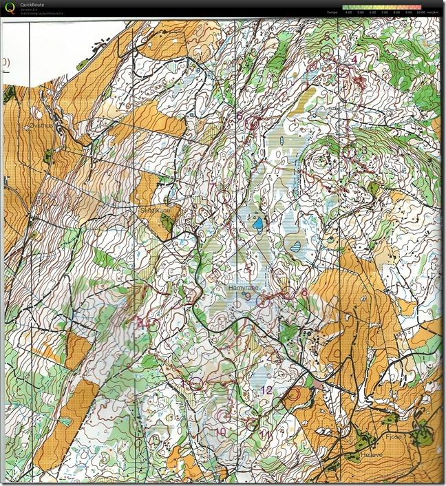 Fjord-O etapp 1 Peter