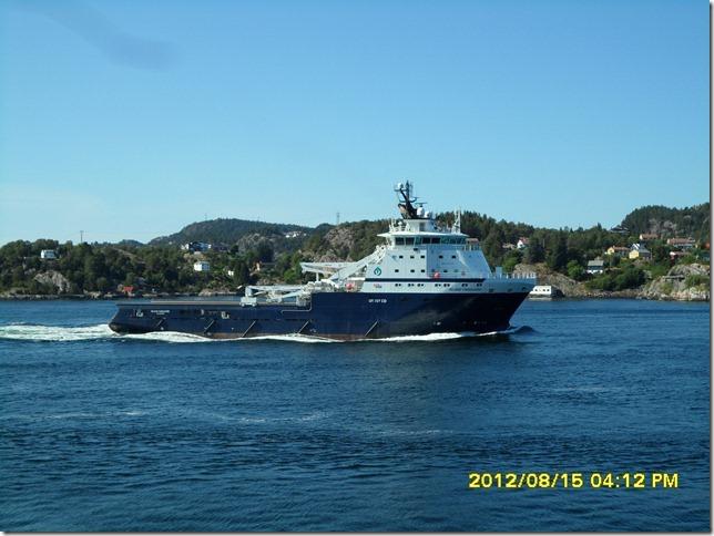 Island Vanguard