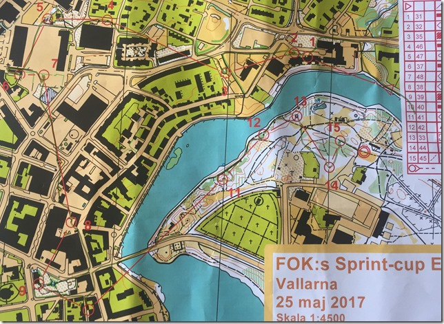 Sprintcup etapp 2 2017