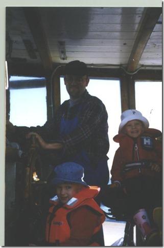 Barnen på båten 2000