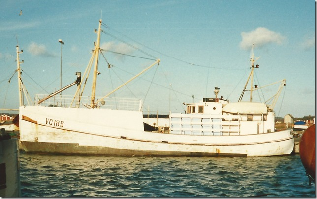 Eranto VG 185 sommar 1986